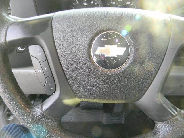 2010 Chevrolet Silverado 1500 4x2 Work Truck 2dr Regular Cab 8 ft. LB - Topeka KS