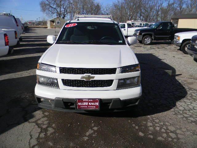 2011 Chevrolet Colorado 4x4 LT 4dr Crew Cab w/1LT - Topeka KS