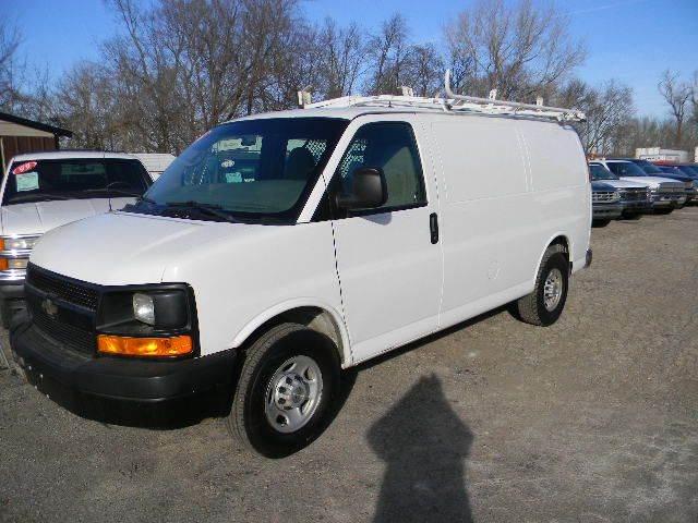 2008 Chevrolet Express Cargo 2500 3dr Cargo Van - Topeka KS