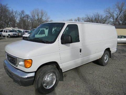 2005 Ford E-Series Cargo for sale in Topeka, KS