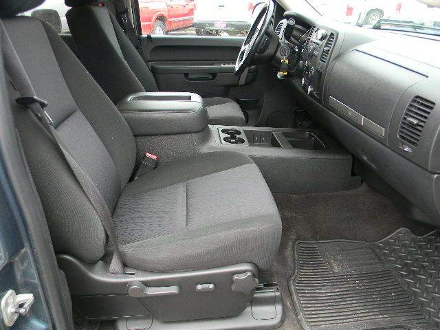 2010 Chevrolet Silverado 1500 4x4 LT 4dr Crew Cab 5.8 ft. SB - Topeka KS