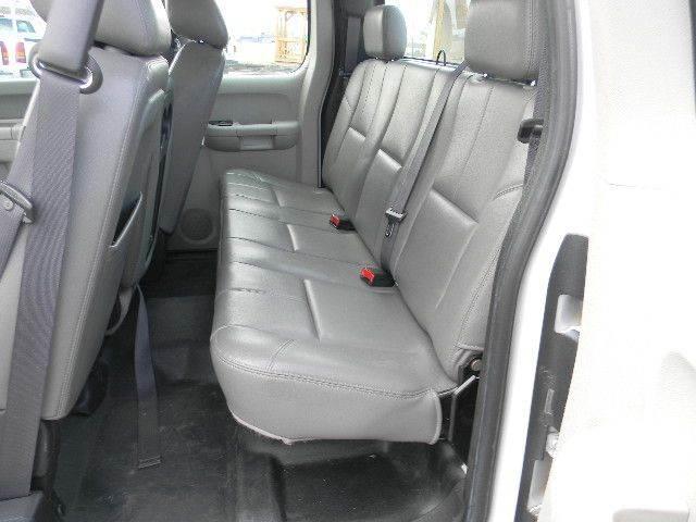 2012 Chevrolet Silverado 1500 4x2 Work Truck 4dr Extended Cab 6.5 ft. SB - Topeka KS