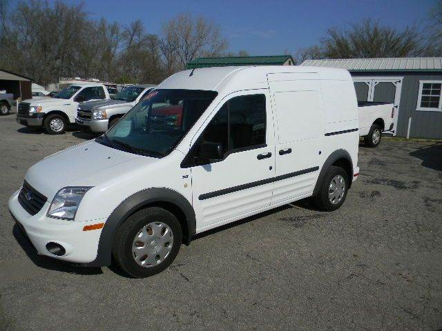 2013 Ford Transit Connect XLT 4dr Cargo Mini-Van w/Rear Glass - Topeka KS