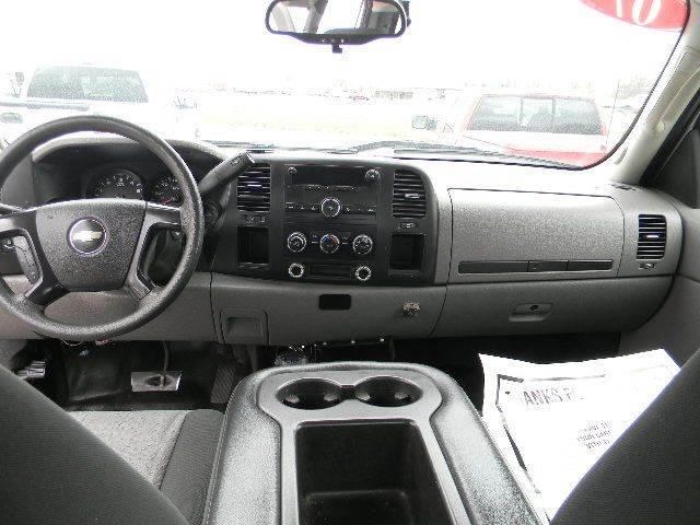 2007 Chevrolet Silverado 1500 Work Truck 4dr Extended Cab 4WD 5.8 ft. SB - Topeka KS