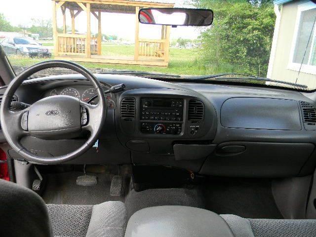 2002 Ford F-150 4dr SuperCab XLT 2WD Styleside SB - Topeka KS