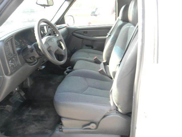 2006 Chevrolet Silverado 1500 LS 2dr Regular Cab 6.5 ft. SB - Topeka KS
