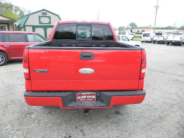 2008 Ford F-150 4x4 STX 4dr SuperCab Styleside 5.5 ft. SB - Topeka KS