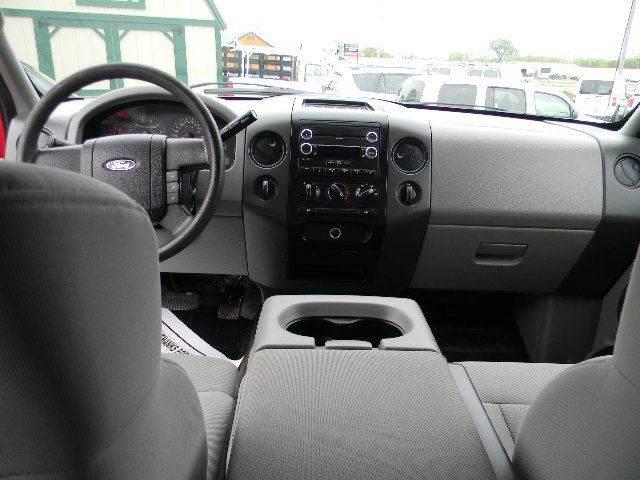 2008 Ford F-150 4x4 STX 4dr SuperCab Styleside 5.5 ft. SB - Topeka KS