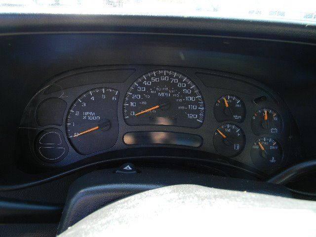 2005 Chevrolet Silverado 1500 2dr Standard Cab Rwd LB - Topeka KS