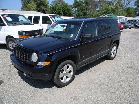 2011 Jeep Patriot for sale in Topeka, KS
