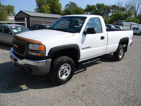 2007 GMC Sierra 2500HD Classic for sale in Topeka, KS