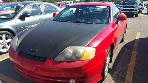 2003 Hyundai Tiburon for sale in Florence, KY