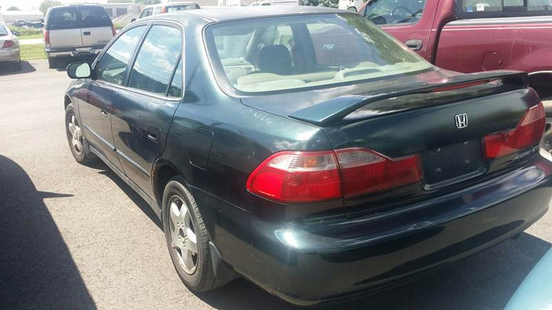 1998 Honda Accord Ex V6 4dr Sedan In Florence Ky L L Auto Sales