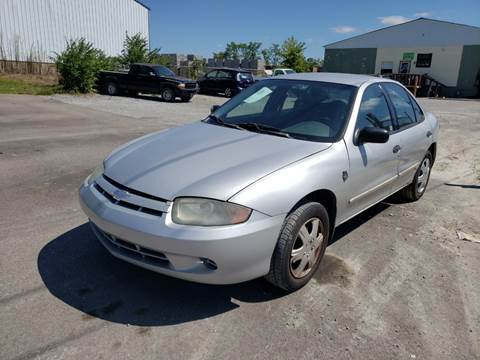 2003 Chevrolet Cavalier for sale in Florence, KY