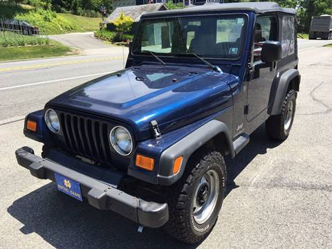 2004 jeep wrangler for sale springfield mo. Cars Review. Best American Auto & Cars Review