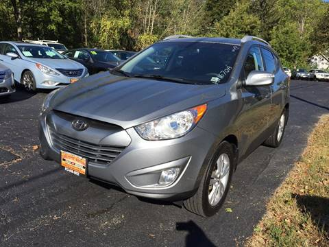 2013 Hyundai Tucson for sale in Lafayette, NJ