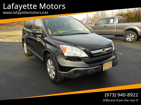 2009 Honda CR-V for sale at Lafayette Motors 2 in Andover NJ