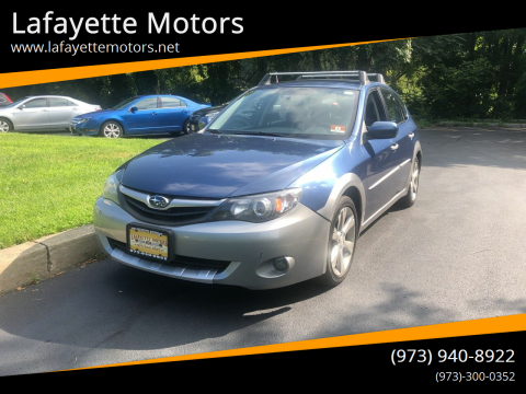 2011 Subaru Impreza for sale at Lafayette Motors 2 in Andover NJ