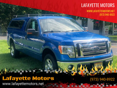 2011 Ford F-150 for sale at Lafayette Motors 2 in Andover NJ