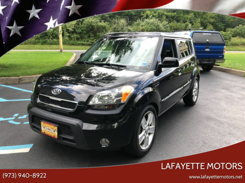 2010 Kia Soul for sale at Lafayette Motors 2 in Andover NJ