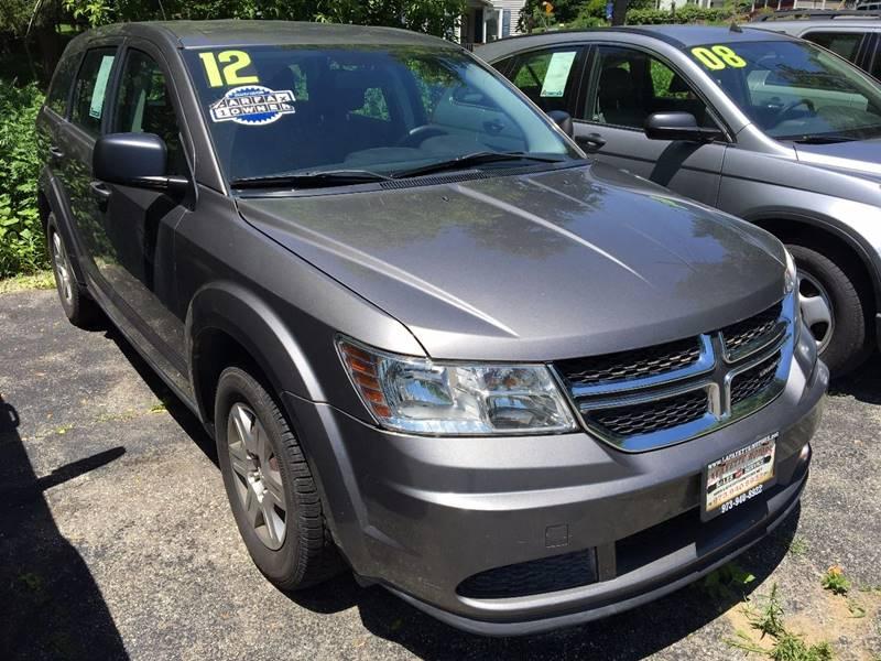 2012 Dodge Journey American Value Package 4dr SUV - Lafayette NJ