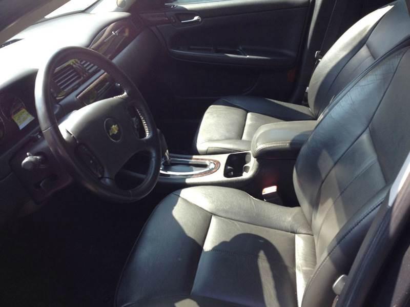 2012 Chevrolet Impala LTZ 4dr Sedan - Lafayette NJ