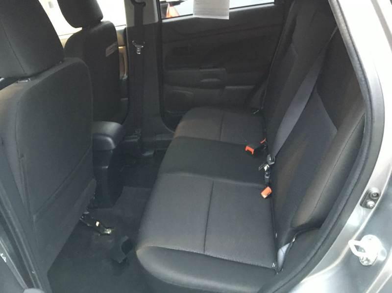 2012 Mitsubishi Outlander Sport ES 4dr Crossover CVT - Lafayette NJ