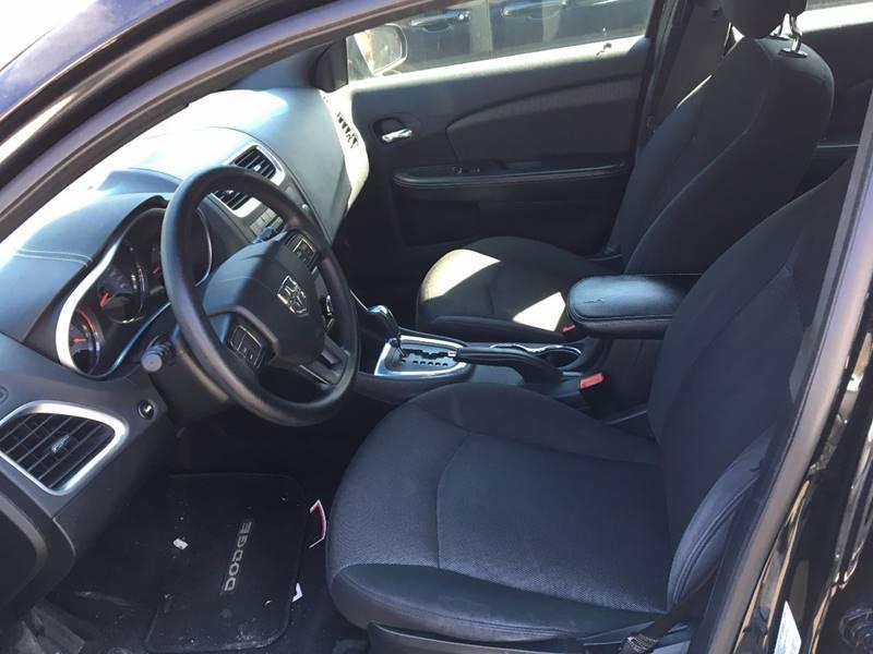 2012 Dodge Avenger SE 4dr Sedan - Lafayette NJ