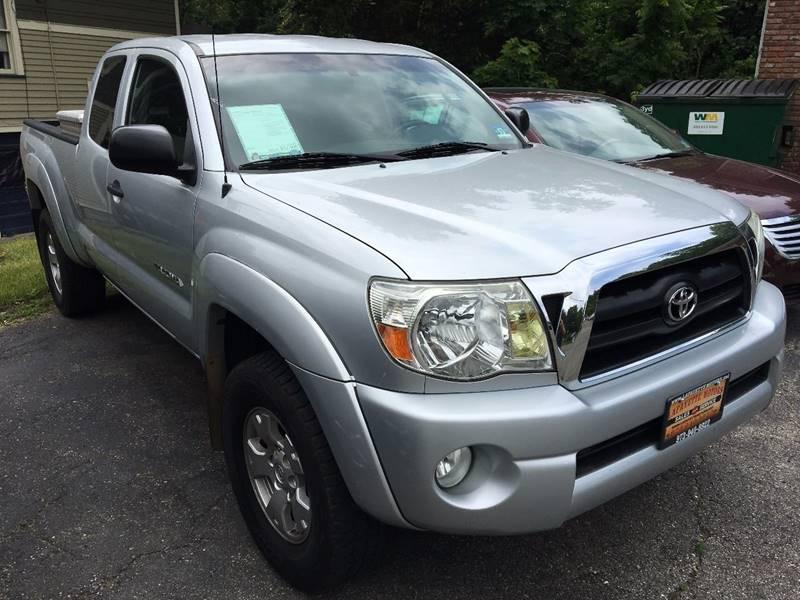 2008 Toyota Tacoma 4x4 V6 4dr Access Cab 6.1 ft. SB 6M - Lafayette NJ