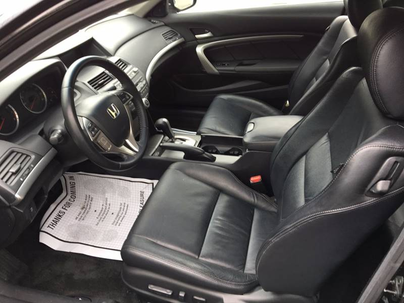 2010 Honda Accord EX-L 2dr Coupe 5A - Lafayette NJ
