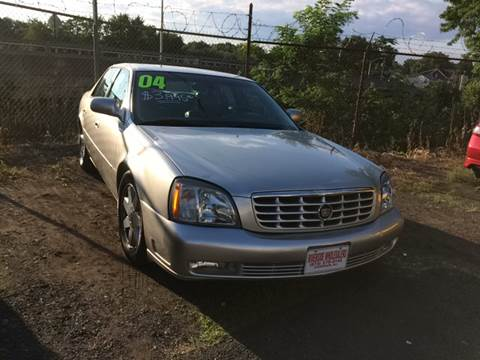 2004 Cadillac DeVille for sale in Paterson, NJ