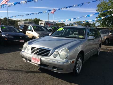 2000 Mercedes-Benz E-Class for sale in Paterson, NJ