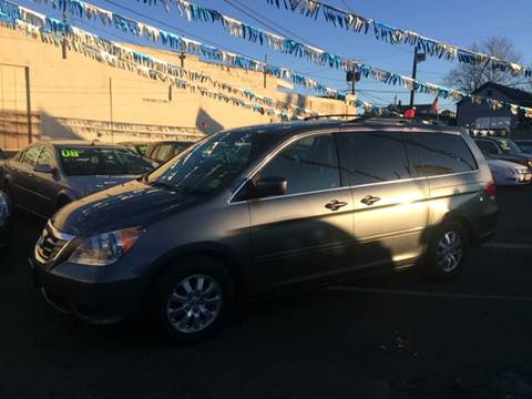 2010 Honda Odyssey for sale at Riverside Wholesalers 2 in Paterson NJ