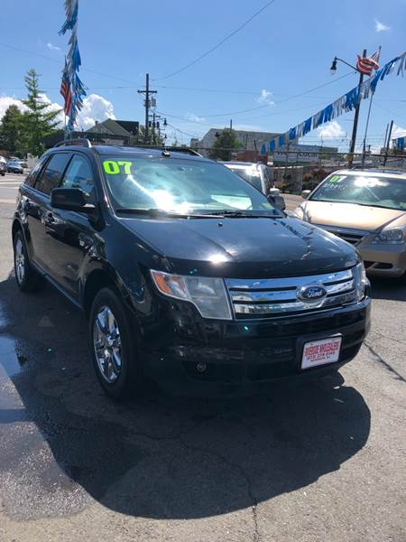 2007 Ford Edge for sale at Riverside Wholesalers 2 in Paterson NJ