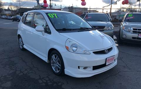2007 Honda Fit for sale in Paterson, NJ