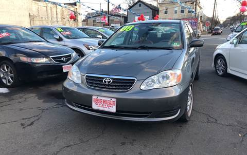 2008 Toyota Corolla For Sale >> 2008 Toyota Corolla For Sale In Paterson Nj