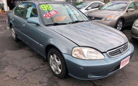 1999 Honda Civic for sale in Paterson, NJ