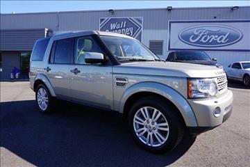 2011 Land Rover LR4 for sale in Cincinnati, OH