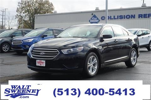 2019 Ford Taurus for sale in Cincinnati, OH