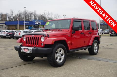 2014 Jeep Wrangler Unlimited for sale in Cincinnati, OH