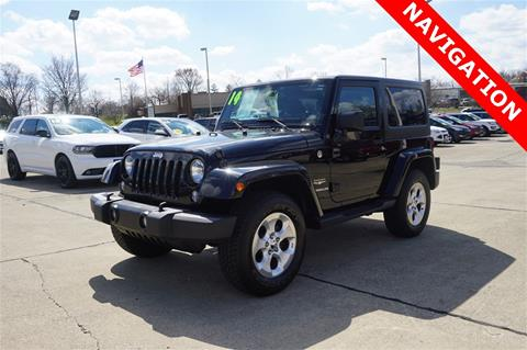 2014 Jeep Wrangler for sale in Cincinnati, OH