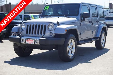 2014 Jeep Wrangler Unlimited for sale in Cincinnati, OH
