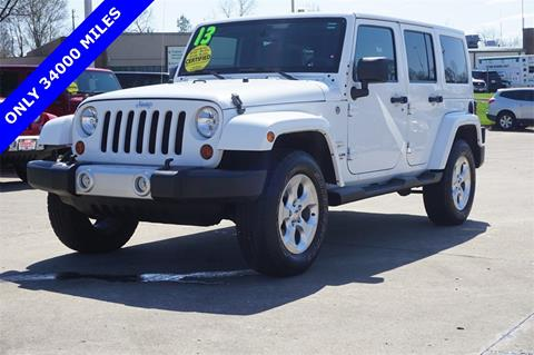 2013 Jeep Wrangler Unlimited for sale in Cincinnati, OH