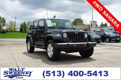 2009 Jeep Wrangler Unlimited for sale in Cincinnati, OH