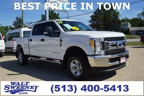 Used F 250 Super Duty For Sale >> 2017 Ford F 250 Super Duty For Sale In Cincinnati Oh