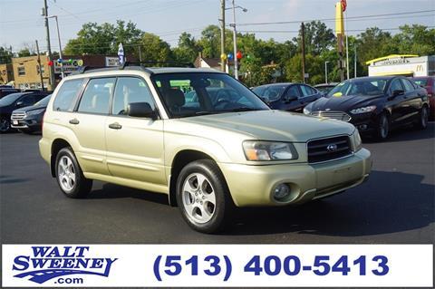 2004 Subaru Forester for sale in Cincinnati, OH