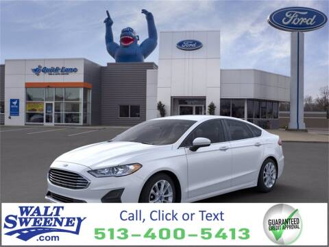 2020 Ford Fusion for sale at Sweeney Preowned in Cincinnati OH
