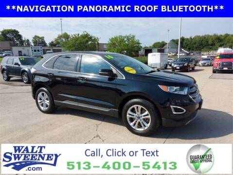 2016 Ford Edge for sale at Sweeney Preowned in Cincinnati OH