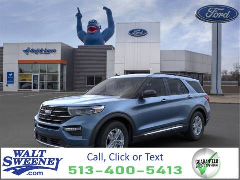 2020 Ford Explorer for sale at Sweeney Preowned in Cincinnati OH