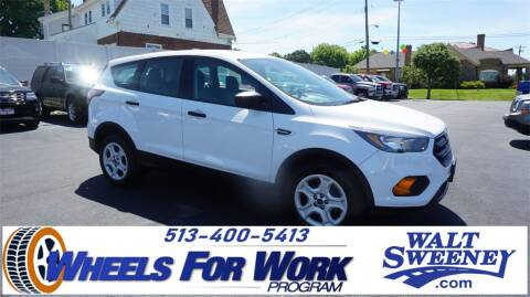 2018 Ford Escape S for sale at Sweeney Preowned in Cincinnati OH